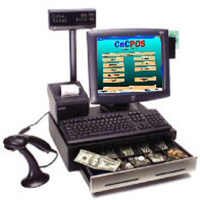 CnCPOS Retail Point Of Sale, CnCPOS